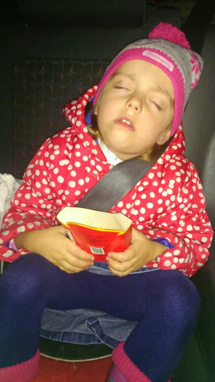 15+ Hilarious Pics That Prove Kids Can Sleep Anywhere - The Last Potato :-)