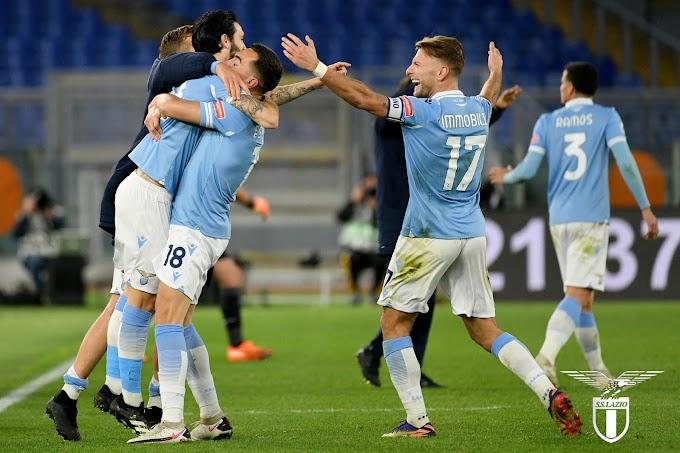 Lazio-Roma 3-0: Immobile e Luis Alberto annientano i giallorossi
