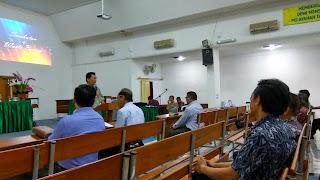 Ibadah Pria BAMAG SIDOARJO - GPIB SHALOM