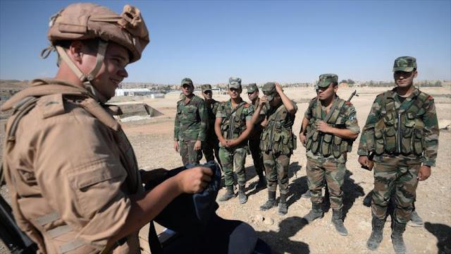 """""""Avance de tropas sirias y rusas bloquea ambiciones de EEUU"""""""