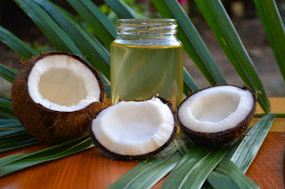 homemade coconut oil, diy coconut oil