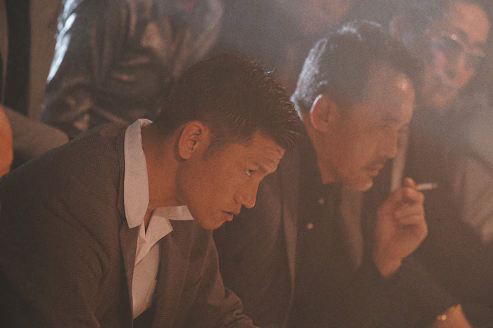 Last of the Wolves (The Blood of Wolves Level 2) film - Kazuya Shiraishi