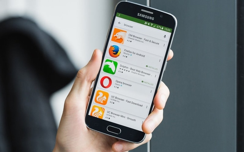 Aplikasi Browser Terbaik