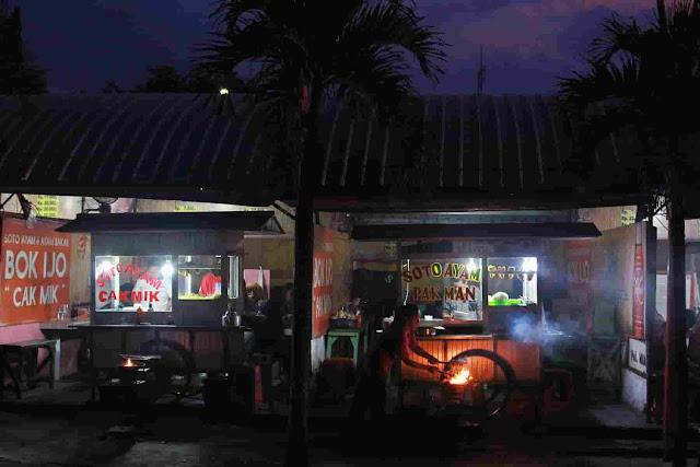 Sentra Kuliner Soto Tamanan Setelah Salah Satu Warganya Positif Covid-19