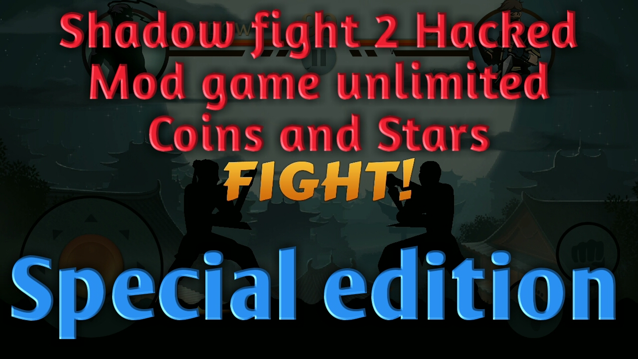 how to download hacked shadow fight 2