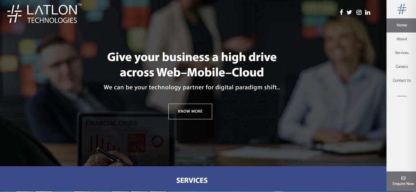Latlon - Digital Marketing Company