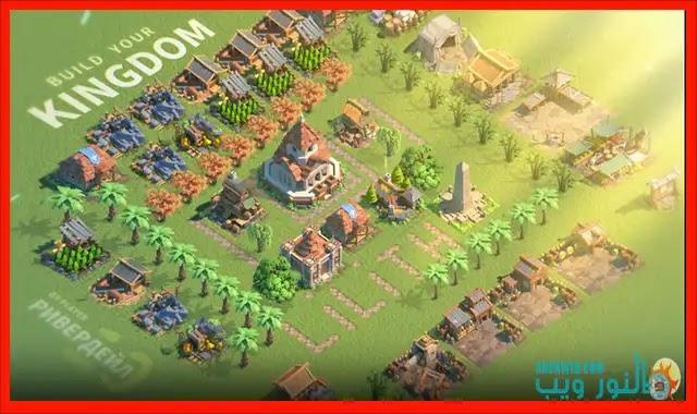 تحميل لعبة rise of kingdoms مهكرة اخر اصدار للاندرويد