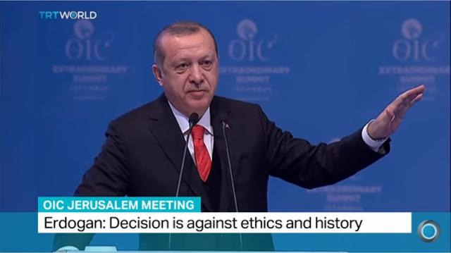"Geser Saudi, Erdogan ""Sang Panglima"" Dunia Islam"