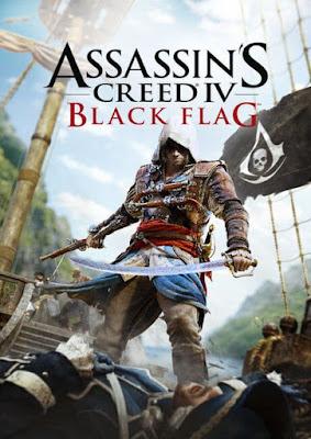 Capa do Assassin's Creed IV: Black Flag