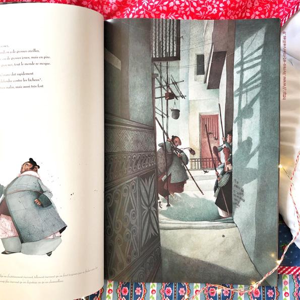 Cyrano de Taï-Marc Le Thanh et Rébecca Dautremer