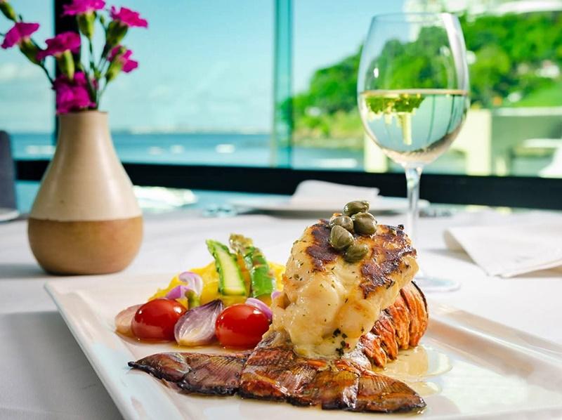 Restaurante Veleiro, Yacht Club Bahia