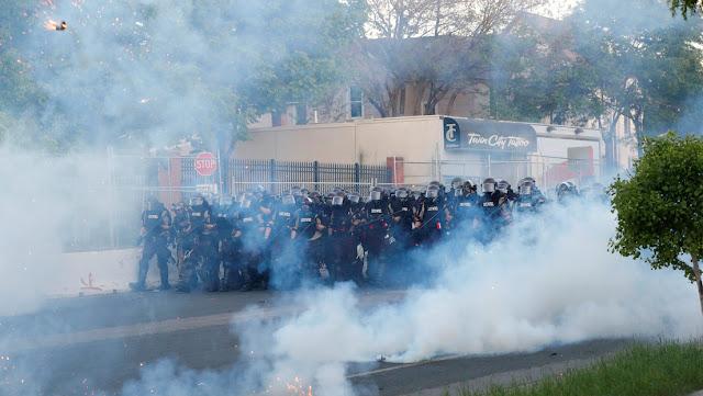 EE.UU.: La página web de la Policía de Mineápolis deja de funcionar tras una amenaza de Anonymous