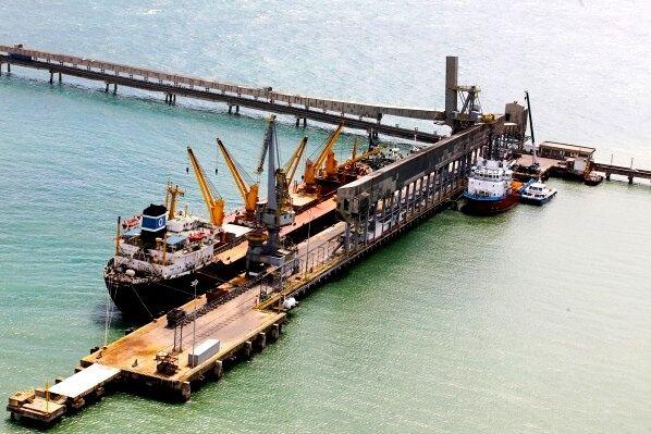 Porto de Sergipe realiza seu primeiro embarque de milho