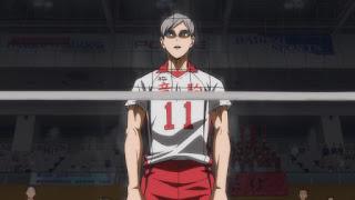 ハイキュー!! OVA 陸VS空  | 音駒高校 灰羽リエーフ Lev Haiba | HAIKYU!! NEKOMA HIGH | Hello Anime !