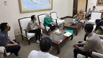 Ketua DPD RI Ajak BEM FAI UMJ Manfaatkan Medsos Dukung Kegiatan Positif