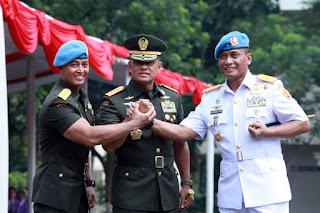 Panglima TNI : Tugas Pampampres Miliki Kekhususan dan Kekhasan Tersendiri