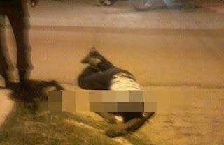 Vídeo mostra homicídio de Jovem em Sousa; foi atingido por vários tiros, imagens fortes