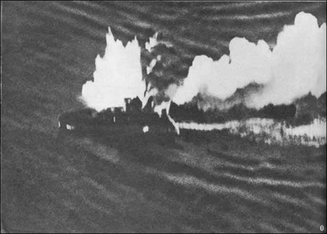 HMAS Vampire sinking, 9 April 1942 worldwartwo.filminspector.com
