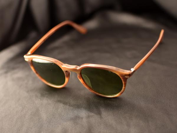 ベルルッティのサングラス