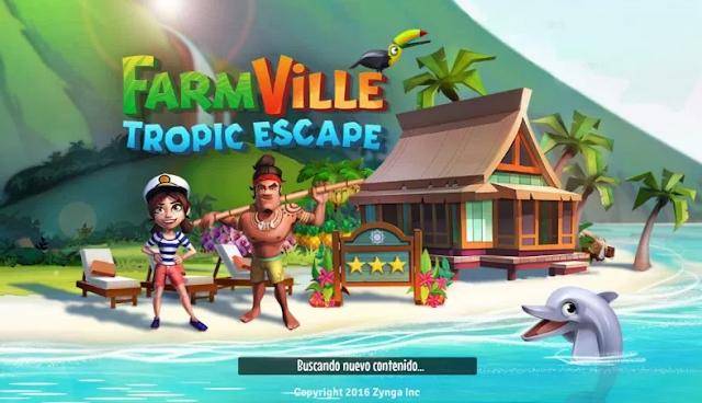 FarmVille Tropic Escape Mod Money