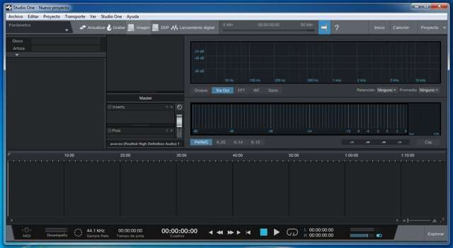 PreSonus Studio One Pro Version 3.3 Full Español