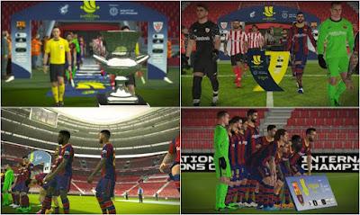 Modpack Supercopa De Espana 2021