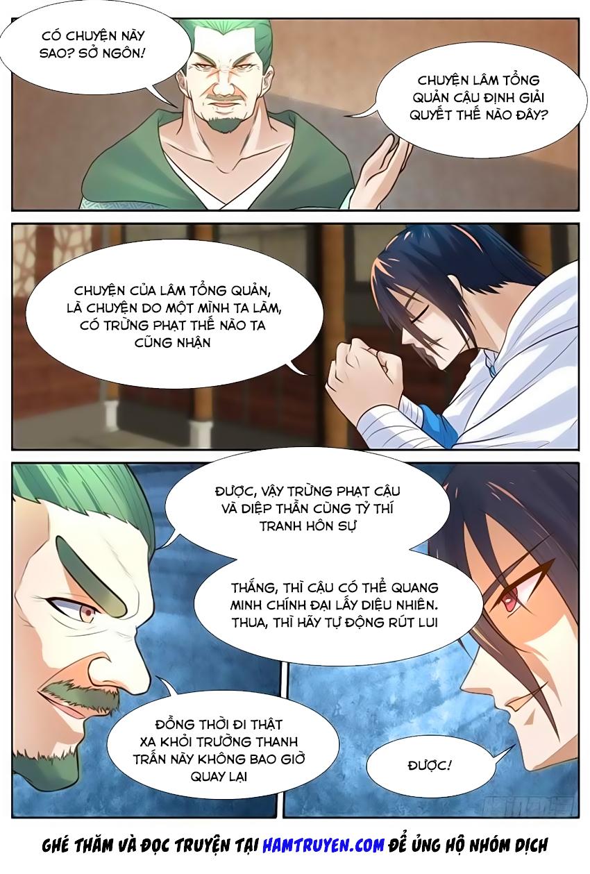 Ngự Thiên chap 15 - Trang 9