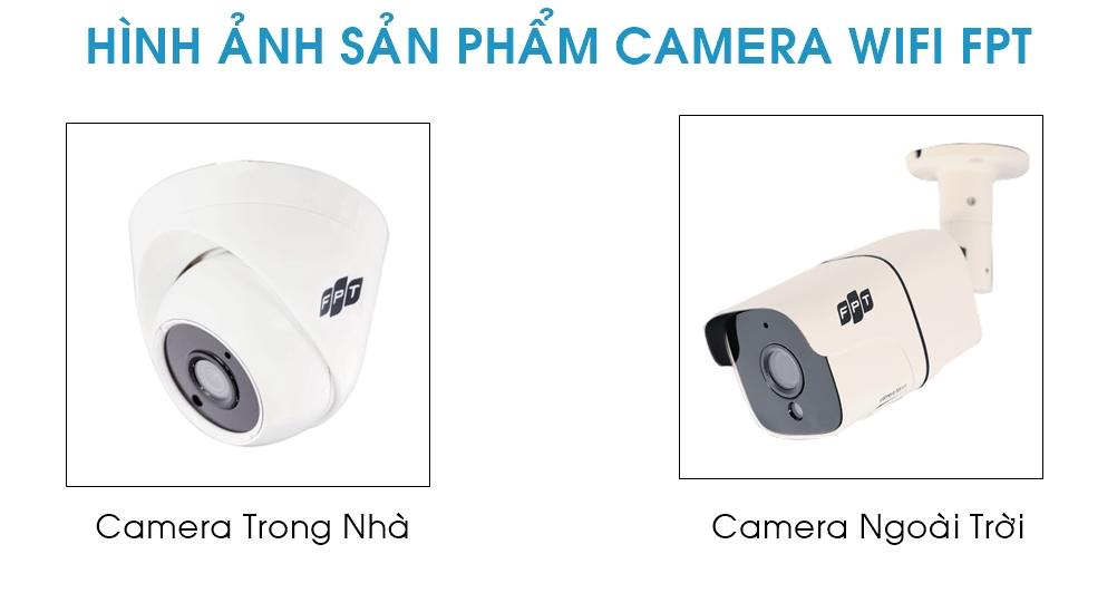Lưu ý khi đặt mua sản phẩm Camera Wifi của FPT