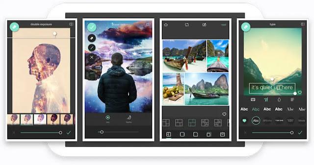 Aplikasi Edit Foto Instagram - Pixlr