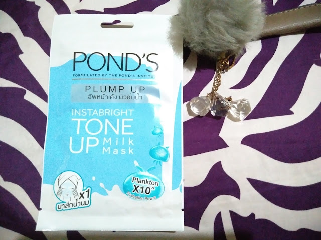 Pond`s-White-Beuaty-Instabright-Tone-Up-Milk-Mask-with-Plankton