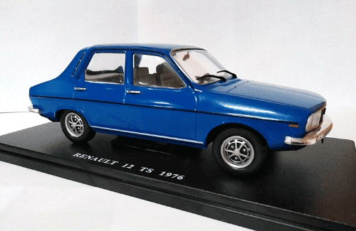 Renault 12 TS 1976 coches inolvidables salvat