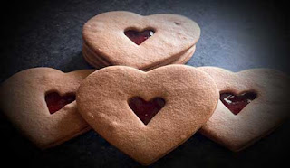 Little Hearts Biscuit