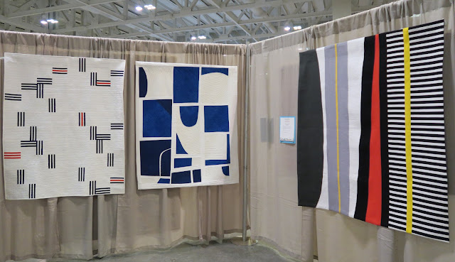 Quiltcon 2019 - Minimalist Design overview