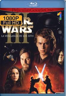 Star Wars Episodio 3: La Venganza De Los Sith  [1080p BRrip] [Latino-Inglés] [GoogleDrive] LaChapelHD