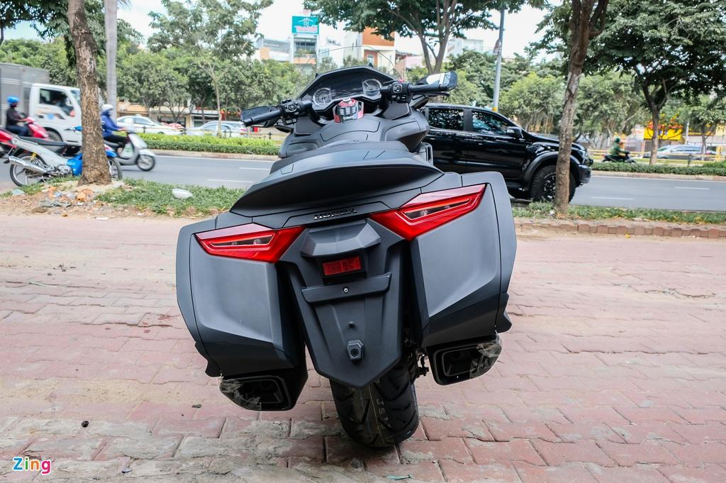Chi tiết Honda Gold Wing F6B 2020 giá hơn 1 tỷ đồng tại Việt Nam