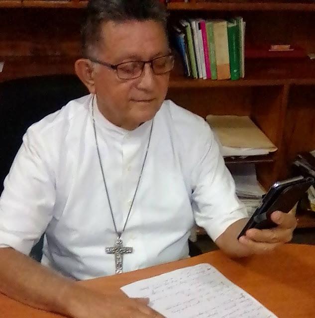 APURE: Pastoral de las Comunicaciones de San Fernando efectuó Foro Chat en marco de la 54° Jornada Mundial de las Comunicaciones Sociales.