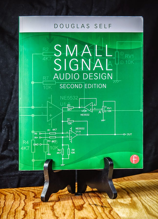 Small Signal Audio Design: 2nd edition by Douglas Self.