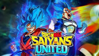 NOVO JOGO DRAGON BALL: SAIYANS UNITED PARA ANDROID