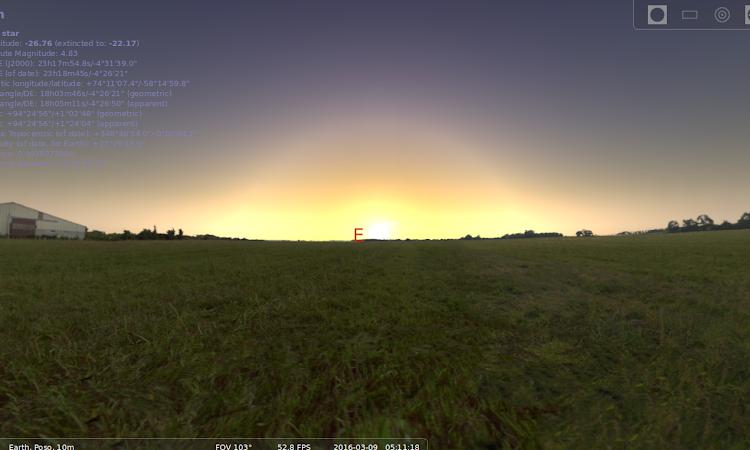 Cara Melihat Gerhana Matahari Total Dengan Aplikasi Di PC