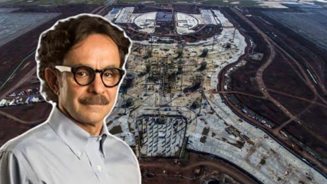 """Quadri tunde a AMLO: """"Vamos a reiniciar la construcción de Aeropuerto de Texcoco en 2024"""" """"ESTAS DE ACUERDO)?"""