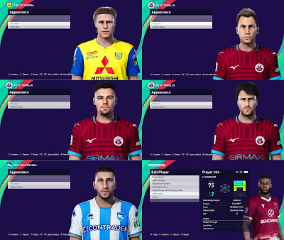 PES 2021 MiXed Facepack 68