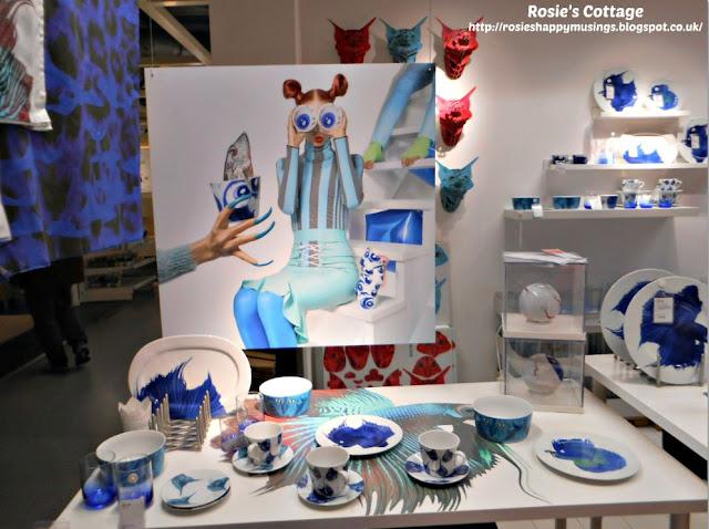 Ikea GILTIG Collection ceramics & glassware