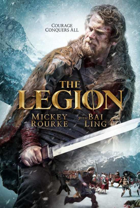 مشاهدة فيلم The Legion 2020 مترجم