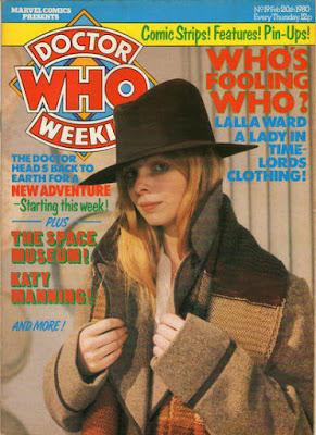 Doctor Who Weekly #19, Romana II