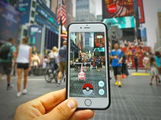 Participar Promoção Mix FM Pokémon GO em NY