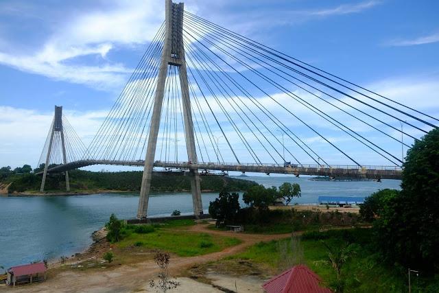 Jembatan Barelang - Tempat Wisata di Batam