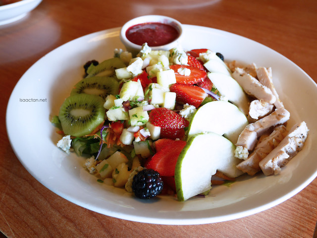 Harvest Fruit & Chicken Salad