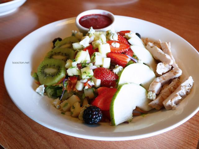Harvest Fruit & Chicken Salad