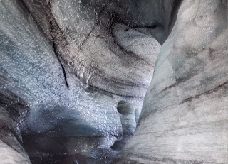 Cueva de Hielo Katla, Islandia. Katla Ice Cave, Iceland.