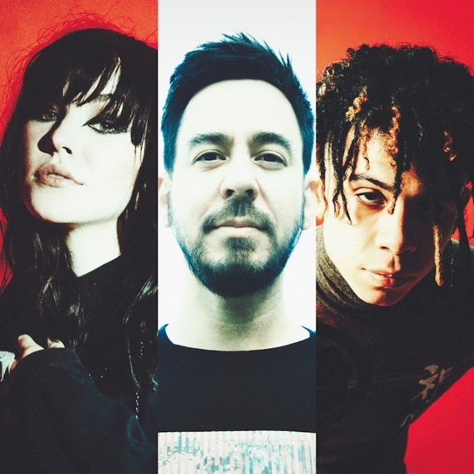 "Mike Shinoda, do Linkin Park, lança novo single ""Happy Endings"